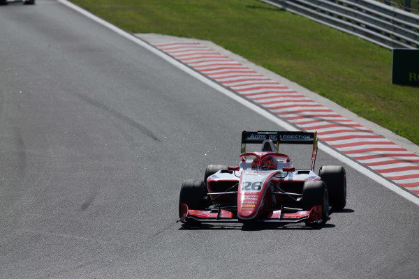 HUNGARORING, HUNGARY - AUGUST 04: Marcus Armstrong (NZL, PREMA Racing) during the Hungaroring at Hungaroring on August 04, 2019 in Hungaroring, Hungary. (Photo by Joe Portlock / LAT Images / FIA F3 Championship)