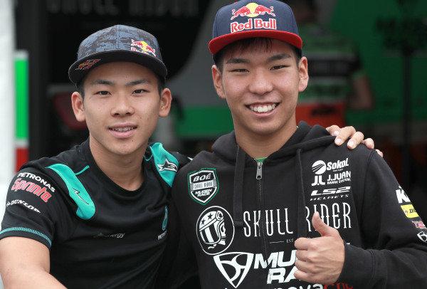 Ayumu Sasaki, SIC Racing Team, Kazuki Masaki, RBA Racing Team