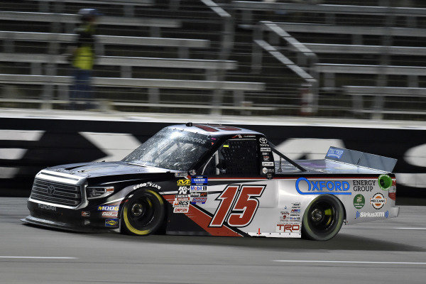 #15: Anthony Alfredo, DGR-Crosley, Toyota Tundra STEELSMITH