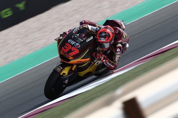 Augusto Fernandez, Moto2, Qatar MotoGP, 26 March 2021