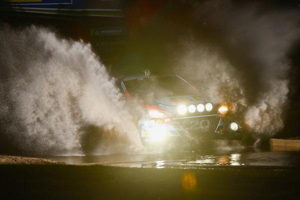 Matt Edwards (GB), Hyundai Customer Racing, action
