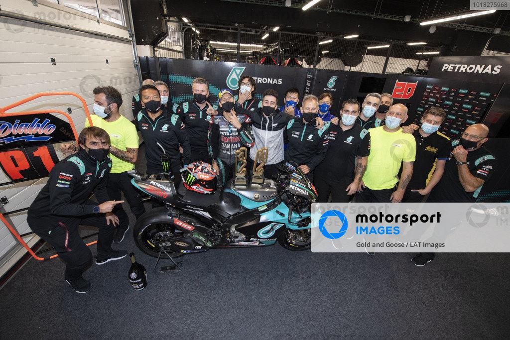 Fabio Quartararo, Petronas Yamaha SRT, Petronas Yamaha SIC team