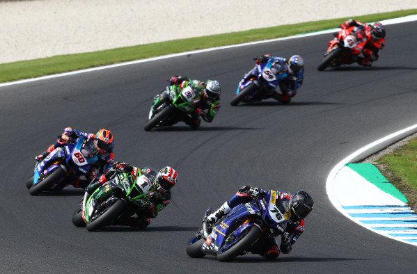 Loris Baz, Ten Kate Racing Yamaha .