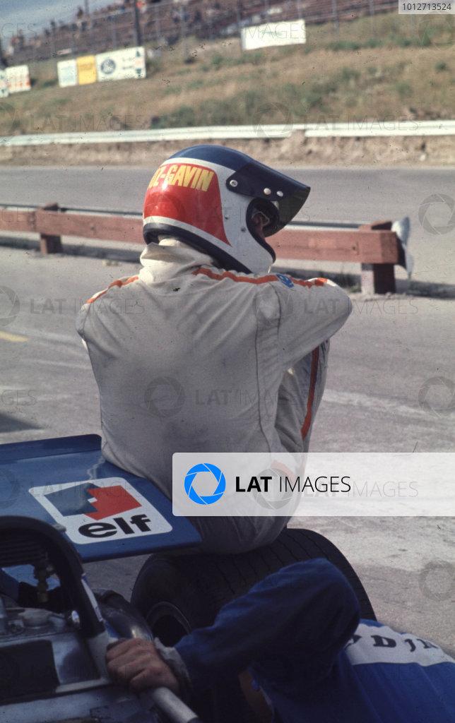 1969 Canadian Grand Prix.