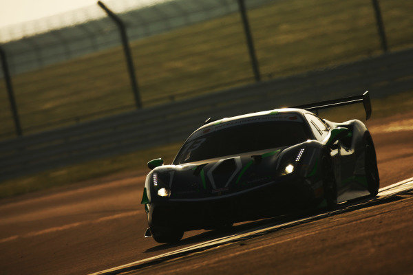 #13 John Dhillon / Phil Quaife - Scott Sport / John Dhillon Ferrari 488 Challenge
