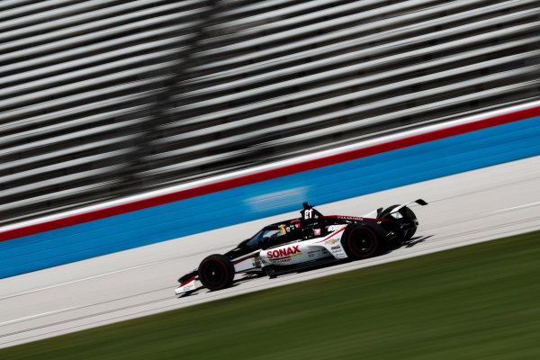Rinus VeeKay, Ed Carpenter Racing Chevrolet, Copyright: Joe Skibinski - IMS Photo.