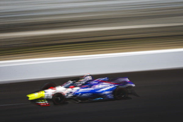 #51: James Davison, Dale Coyne Racing w/ Rick Ware Racing, Byrd & Belardi Honda