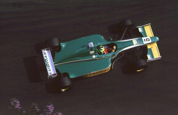 International F3000 MonacoMonte Carlo, Rd 5, 2nd - 3rd june 2000.Race winner, Bruno Junqueira, race action.World - Bellanca/ LAT PhotographicThree Thousand Monaco