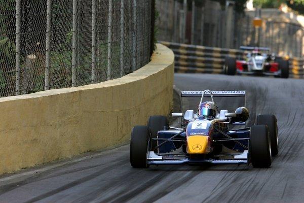 Sebastian Vettel (GER) ASM F3.  52nd Macau Grand Prix, Guia Circuit, Macau, China, 17-20 November 2005. DIGITAL IMAGE