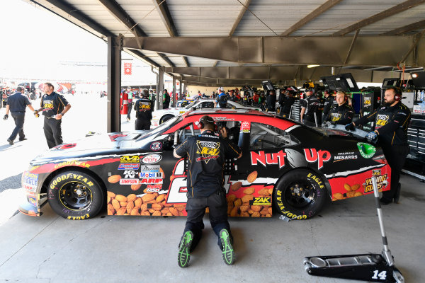 NASCAR XFINITY Series One Main Financial 200 Dover International Speedway, Dover, DE USA Friday 2 June 2017 Dylan Lupton, Nut Up Toyota Camry World Copyright: Logan Whitton LAT Images ref: Digital Image 17DOV1LW0682