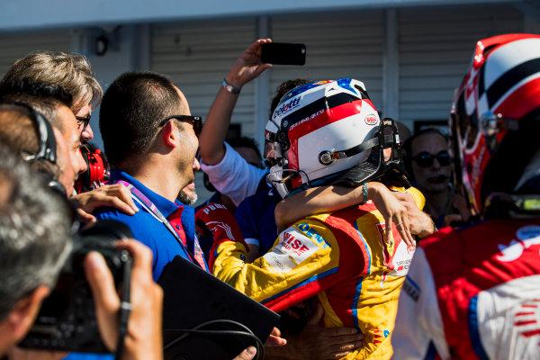 2017 GP3 Series Round 4.  Hungaroring, Budapest, Hungary. Sunday 30 July 2017.Giuliano Alesi (FRA, Trident).  Photo: Zak Mauger/GP3 Series Media Service. ref: Digital Image _54I4421