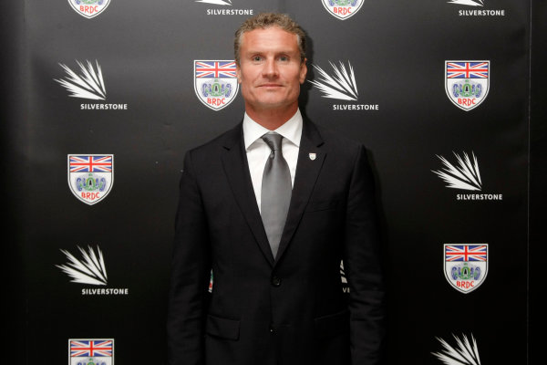Grand Connaught Rooms, London, England. 3rd December 2012. David Coulthard. World Copyright: Jakob Ebrey/LAT Photographic ref: Digital Image Coulthard-01