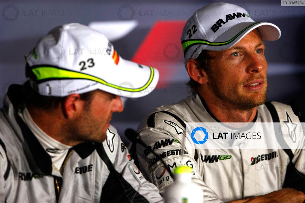 2009 Spanish Grand Prix - Sunday