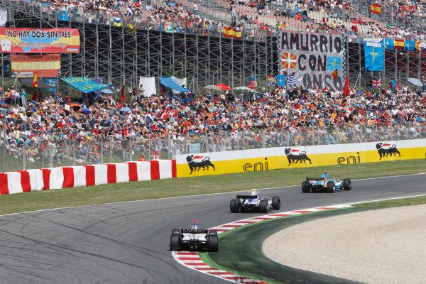 Barcelona, Spain.Sunday Race. 10th May 2009.Race action. World Copyright: Glenn Dunbar / GP2 Series Media Service.Ref: _O9T8163 jpg