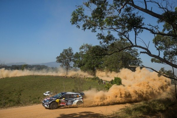 Andreas Mikkelsen (NOR) / Anders Jaeger Synnevag (NOR), Volkswagen Motorsport II Polo R WRC at FIA World Rally Championship, Rd13, Rally Australia, Day Three, Coffs Harbour, New South Wales, Australia, 20 November 2016.