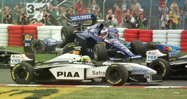 1998 Canadian Grand Prix.
