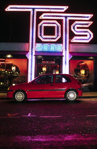 Ford Fiesta Zetec S.