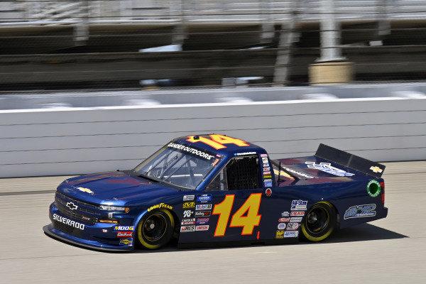 #14: Trey Hutchens III, Trey Hutchens Racing, Chevrolet Silverado Black's Tire