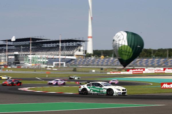 Marco Wittmann, Walkenhorst Motorsport BMW M6 GT3.