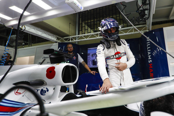 Lance Stroll, Williams Racing.