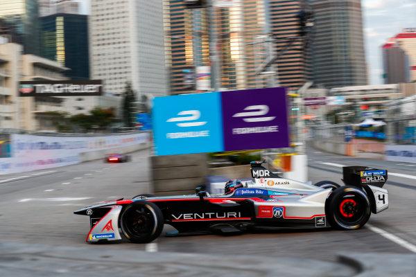 2017/2018 FIA Formula E Championship. Round 1 - Hong Kong, China. Saturday 02 December 2017. Edoardo Mortara (ITA) Venturi Formula E, Venturi VM200-FE-03. Photo: Sam Bloxham/LAT/Formula E ref: Digital Image _W6I5463