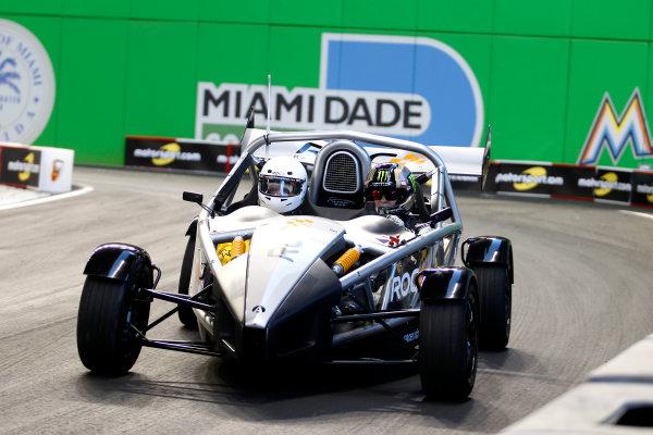 2017 Race of Champions Miami, Florida, USA Friday 20 January 2017 Petter Solberg, Ariel Atom Cup World Copyright: Alexander Trienitz/LAT Photographic ref: Digital Image 2017-RoC-MIA-AT2-0514