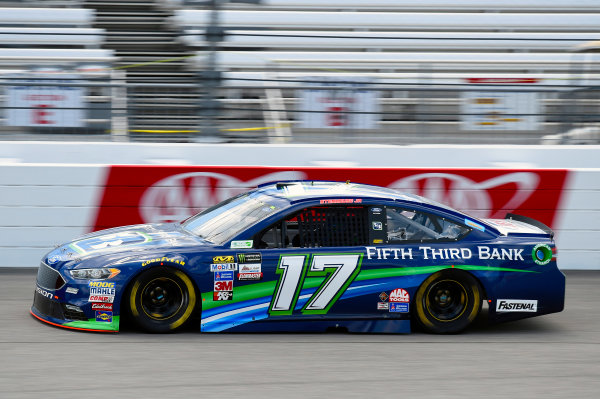 Monster Energy NASCAR Cup Series Toyota Owners 400 Richmond International Raceway, Richmond, VA USA Friday 28 April 2017 Ricky Stenhouse Jr, Roush Fenway Racing, Fifth Third Ford Fusion World Copyright: Nigel Kinrade LAT Images ref: Digital Image 17RIC1nk00758