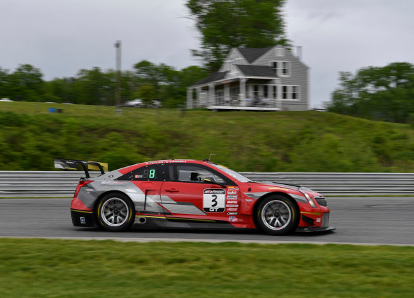 Pirelli World Challenge Grand Prix of Lime Rock Park Lime Rock Park, Lakeville, CT USA Friday 26 May 2017 Johnny O'Connell / Ricky Taylor World Copyright: Richard Dole/LAT Images ref: Digital Image RD_LMP_PWC_1712 ref: Digital Image RD_LMP_PWC_1712