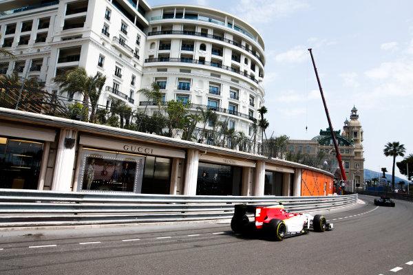 2017 FIA Formula 2 Round 3. Monte Carlo, Monaco. Friday 26 May 2017. Stefano Coletti (MON, Campos Racing)  Photo: Joe Portlock/FIA Formula 2. ref: Digital Image _L5R9309