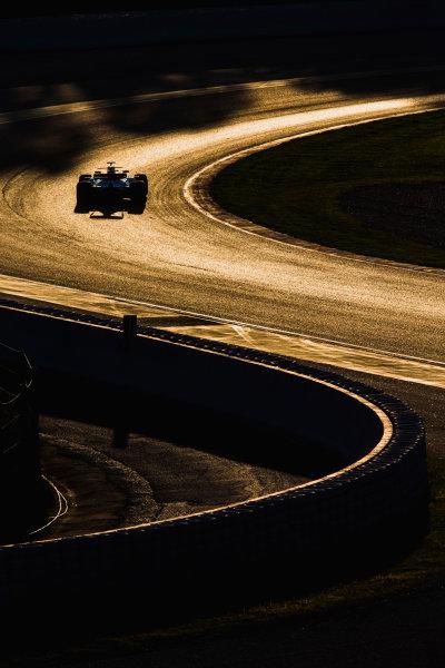 Circuit de Catalunya, Barcelona, Spain. Thursday 9 March 2017. Felipe Massa, Williams FW40 Mercedes.  World Copyright: Zak Mauger/LAT Images ref: Digital Image _X0W9054