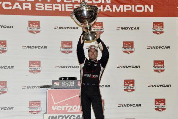 Verizon IndyCar Series, Rd18, MAVTV 500, Auto Club Speedway, Fontana, USA, 29-30 August 2014.