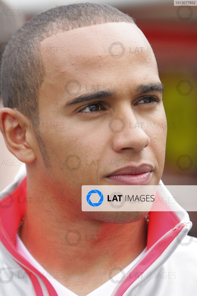 2007 GP2 Series. Round 4.