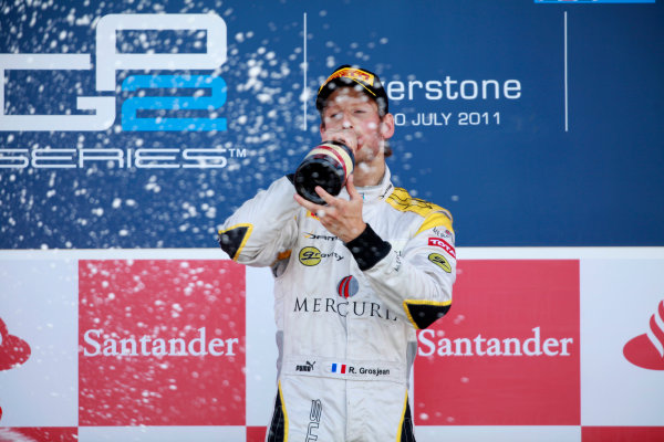 Silverstone, Northamptonshire, England. 10th July 2011. 