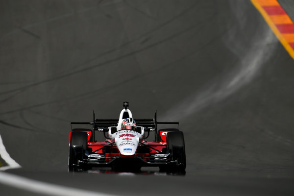 Verizon IndyCar Series IndyCar Grand Prix at the Glen Watkins Glen International, Watkins Glen, NY USA Friday 1 September 2017 Graham Rahal, Rahal Letterman Lanigan Racing Honda World Copyright: Scott R LePage LAT Images
