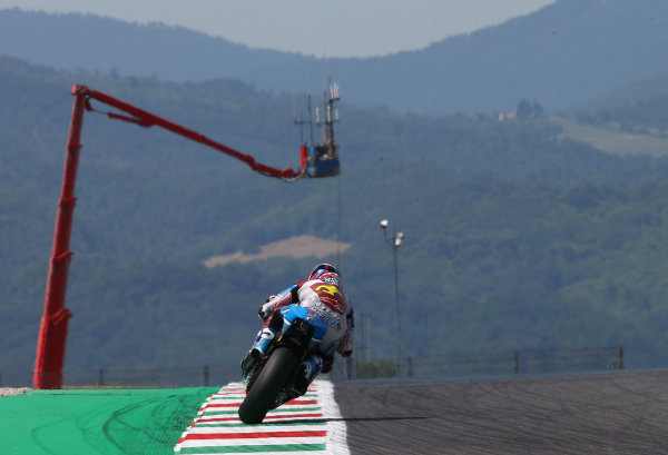 2017 Moto2 Championship - Round 6 Mugello, Italy Friday 2 June 2017 Alex Marquez, Marc VDS World Copyright: Gold & Goose Photography/LAT Images ref: Digital Image 673579