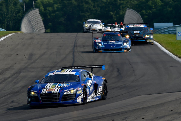 27-29 June, 2014, Watkins Glen, New York USA 46, Audi, R8 LMS, GTD, Charlie Putman, Charles Espenlaub, Marco Bonanomi, 90, Chevrolet, Corvette DP, P, Richard Westbrook, Michael Valiante ?2014 Scott R LePage LAT Photo USA