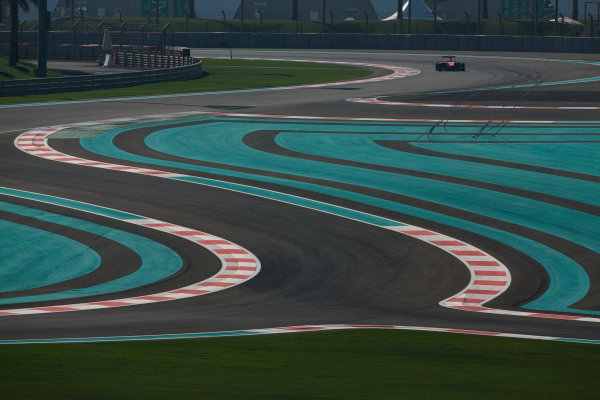 2015 GP3 Series Test 4. Yas Marina Circuit, Abu Dhabi, United Arab Emirates. Thursday 3 December 2015. Charles Leclerc (MON, Arden International)  World Copyright: Sam Bloxham/LAT Photographic. ref: Digital Image _SBL1656