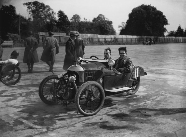 1923 Ealing and District Meeting.