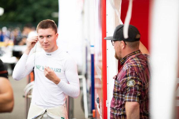 HUNGARORING, HUNGARY - AUGUST 02: Simo Laaksonen (FIN, MP Motorsport) during the Hungaroring at Hungaroring on August 02, 2019 in Hungaroring, Hungary. (Photo by Joe Portlock / LAT Images / FIA F3 Championship)