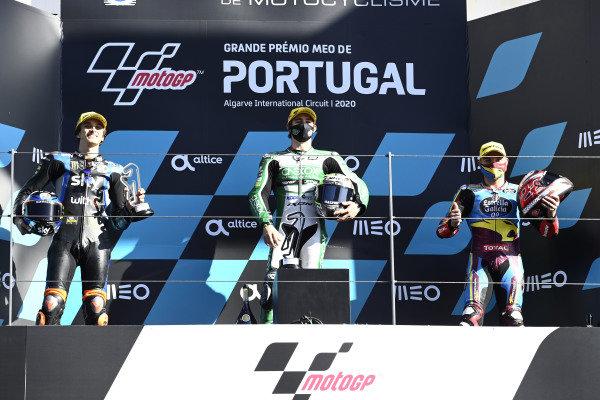 Luca Marini, Sky Racing Team VR46, Remy Gardner, SAG Racing Team, Sam Lowes, Marc VDS Racing.
