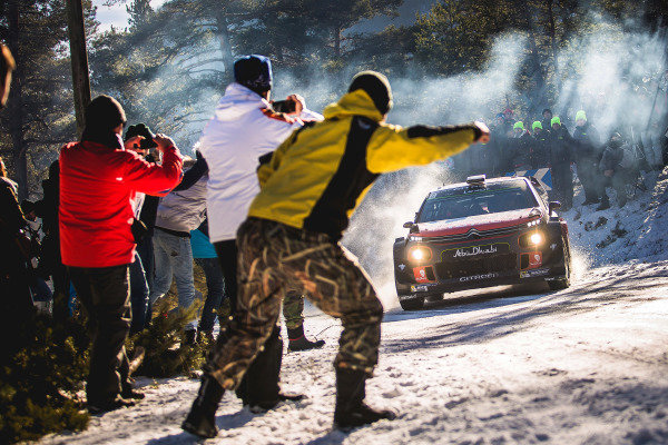 Memorable moments from the Monte Carlo Rally