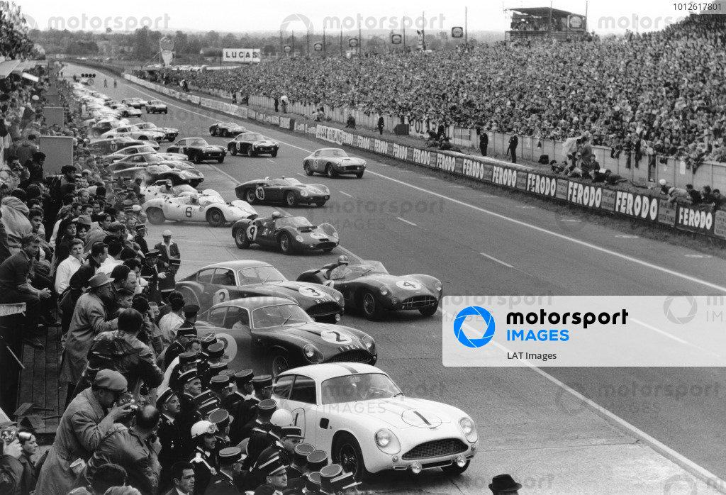 1961 Le Mans 24 hours.