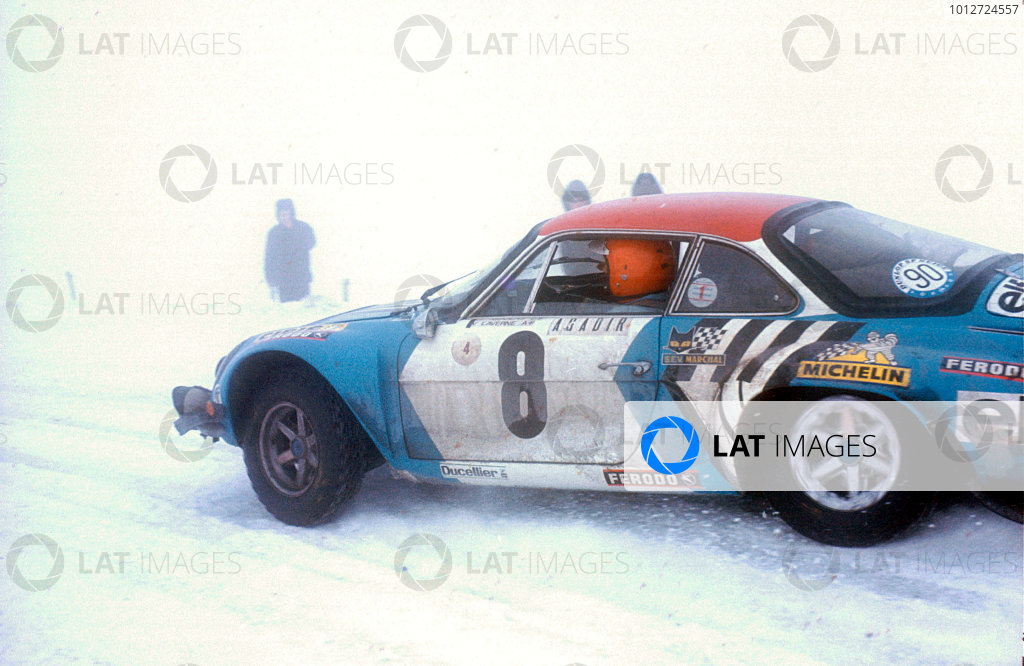 1975 FIA World Rally Championship