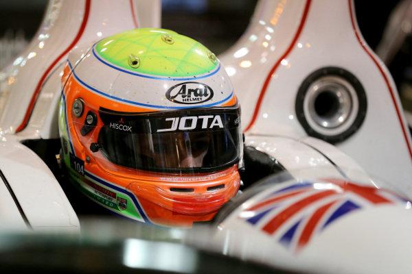 Oliver Turvey (GBR) JOTA Sport Zytec Z11SN - Nissan. Le Mans 24 Hours, Le Mans, France, 20-23 June 2013.