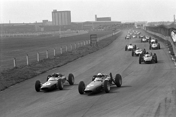 BARC 200, Aintree, 29th April1962