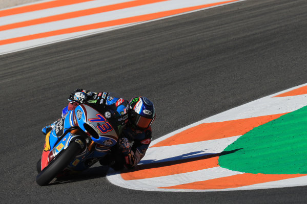 2017 Moto2 Championship - Round 18 Valencia, Spain  Friday 10 November 2017 Alex Marquez, Marc VDS  World Copyright: Gold and Goose Photography/LAT Images  ref: Digital Image 704764