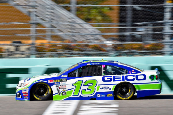 Monster Energy NASCAR Cup Series Ford EcoBoost 400 Homestead-Miami Speedway, Homestead, FL USA Friday 17 November 2017 Ty Dillon, Germain Racing, GEICO Chevrolet SS World Copyright: Nigel Kinrade LAT Images