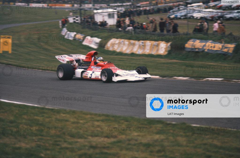 1972 Non Championship Races