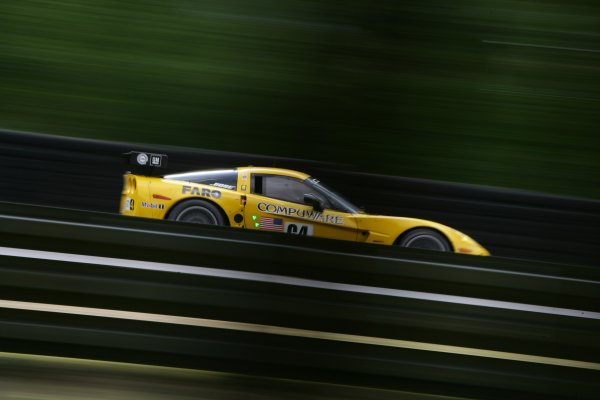 2007 Le Mans Test Day2nd and 3rd June 2007.Le Mans, France.Sunday Test DayOlivier Beretta (MCO)/Oliver Gavin (GBR)/Max Papis (ITA) (no 64 Corvette C6 R) action.World Copyright: Glenn Dunbar/LAT Photographic. ref: Digital Image YY8P5661