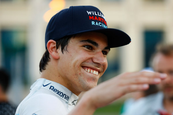 Baku City Circuit, Baku, Azerbaijan. Sunday 25 June 2017. Lance Stroll, Williams Martini Racing. World Copyright: Steven Tee/LAT Images ref: Digital Image _R3I3977